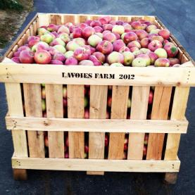 lavoies apple crate