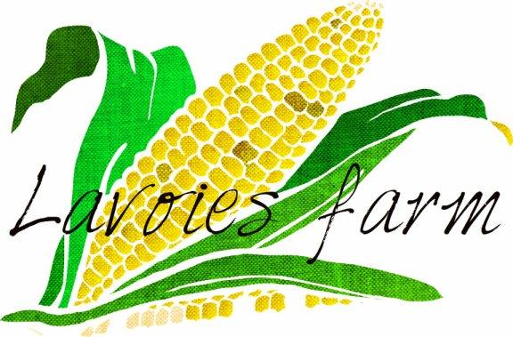 Lavoies Farm Logo - Option D