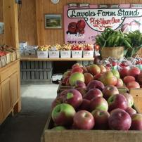 lavoies farm stand